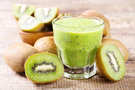 Kiwi Shake Rezept