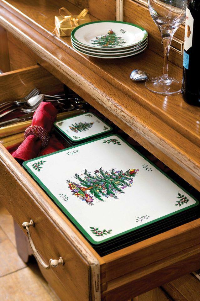 Spode Christmas Tree Classic Christmas Tableware In 2020 Christmas Tableware Spode Christmas Tree Spode Christmas