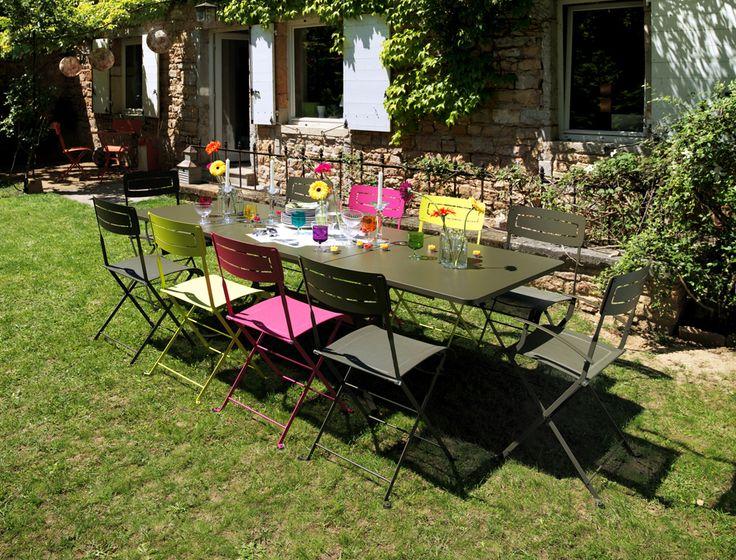 Table Family... A méditer pour les beaux jours,