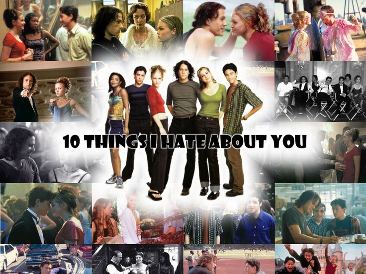 10 Things I Hate About You 1999 Don T Let Anyone Ever: 1107 Best Images About 10 Things I Hate About You On Pinterest