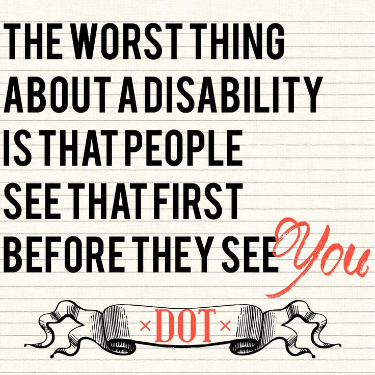 Disability Quotes Amusing The 25 Best Disability Quotes Ideas On Pinterest  Different