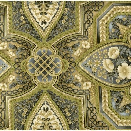 APTM-10983-199 by Peggy Toole from Holiday Flourish 4: Robert Kaufman Fabric Company