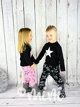 Dívka - By Mini - moderní oblečení pro děti