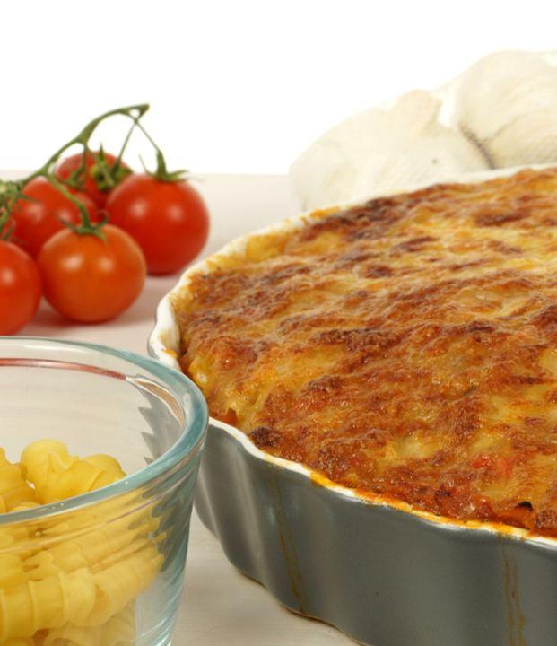 Nudelpizza als köstliche Alternative zur klassischen Pizza von Evas Backparty