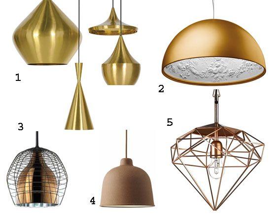 TREND. Verlicht je huis met hangende lampen - Het Nieuwsblad