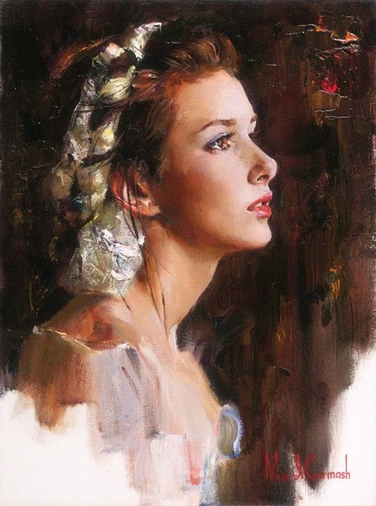 Tomorrow will Come by Michael and Inessa Garmash: