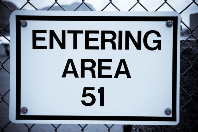 Number 51. US Government Finally Admits: Yes, Area 51 Exists