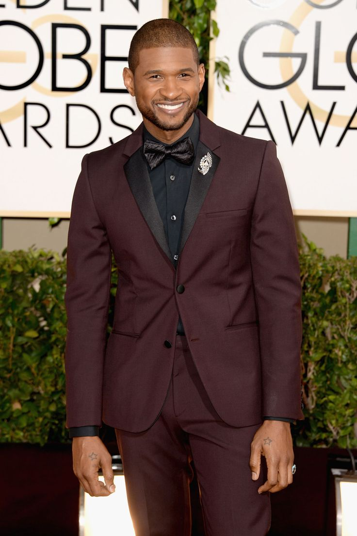 78 Ideas About Usher Suits On Pinterest