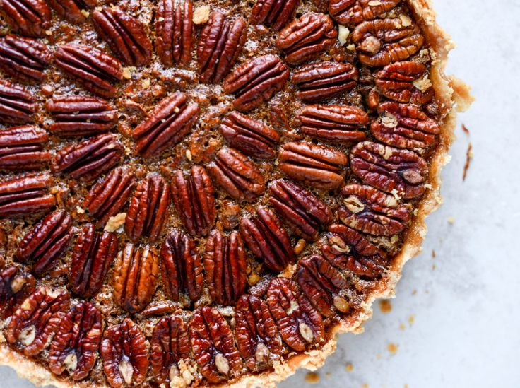 Pecan Pie Tart | Recipe | Thanksgiving, Pecan pies and ...