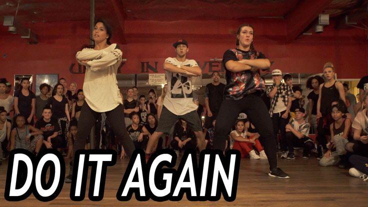 DO IT AGAIN - Pia Mia ft Chris Brown Dance   @MattSteffanina Choreograph...