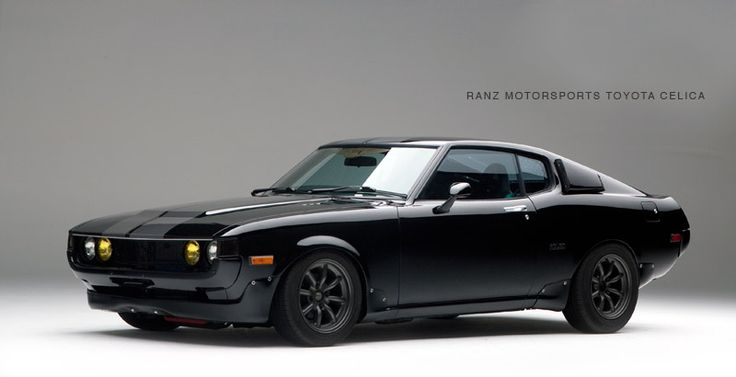 F20C powered 1976 toyota celiac -- why do I like this so much?  Reminds me of the Mad Max Interceptor (Capri?  Holden?)