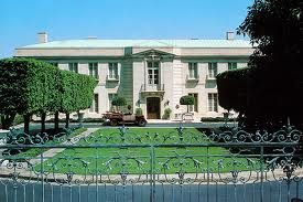 The Clampet Mansion Was Actually The Kirkeby Estate In Bel