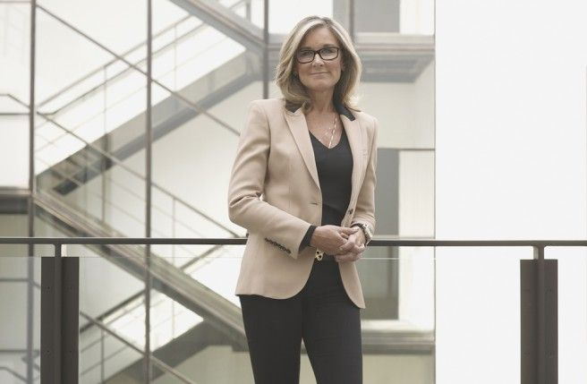 CEO Talk   Angela Ahrendts on Burberry's Connected Culture - BoF - The Business of Fashion