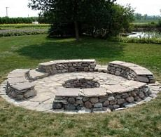 this, a summer night, marshmallows, sticks....yes yes yesDswac Dry, Spears Firepit, Dry Stacked, Dry Stones, 2011 Dry, Quality Dry, Stones Work, Stacked Stones Fireplaces, Large Stones