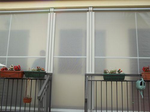 Tenda veranda invernale con tessuto vinitex antingiallimento (4)