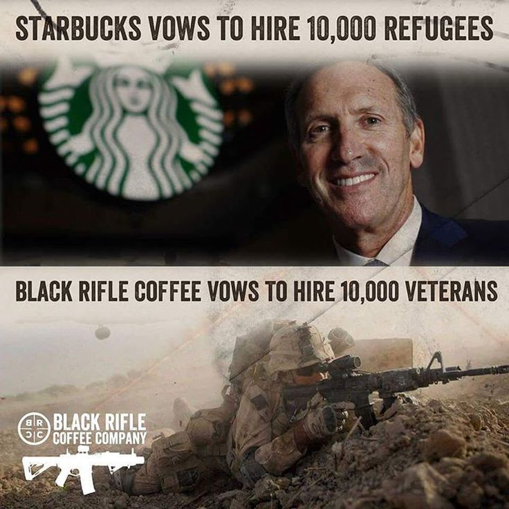 Image result for pics of starbucks inviting refugees to work
