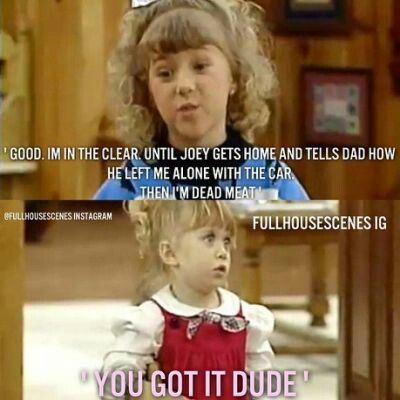 Full House Quotes 17 Best Full House Images On Pinterest  Full House Quotes Fuller .