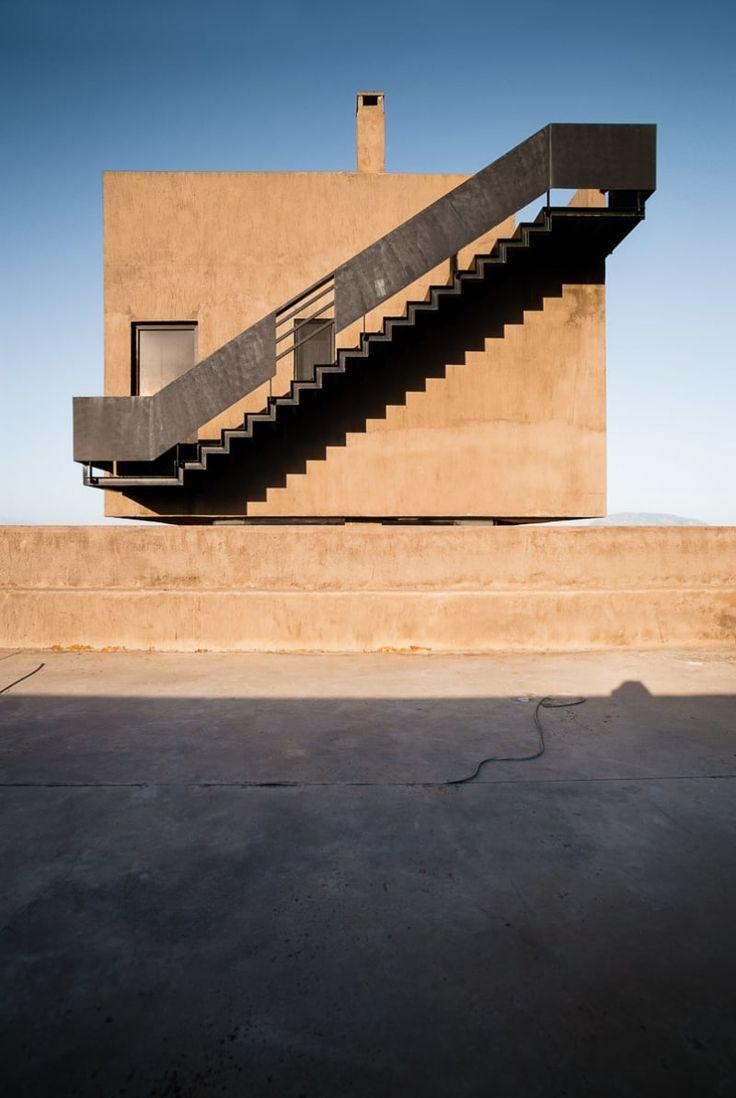 Afficher l 39 image d 39 origine stairs pinterest escalier for Origine architecture