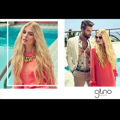 gino hairandmore SS15 Hair collection