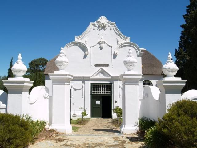 Cape Dutch architecture, Tulbach (Oude Kerk)