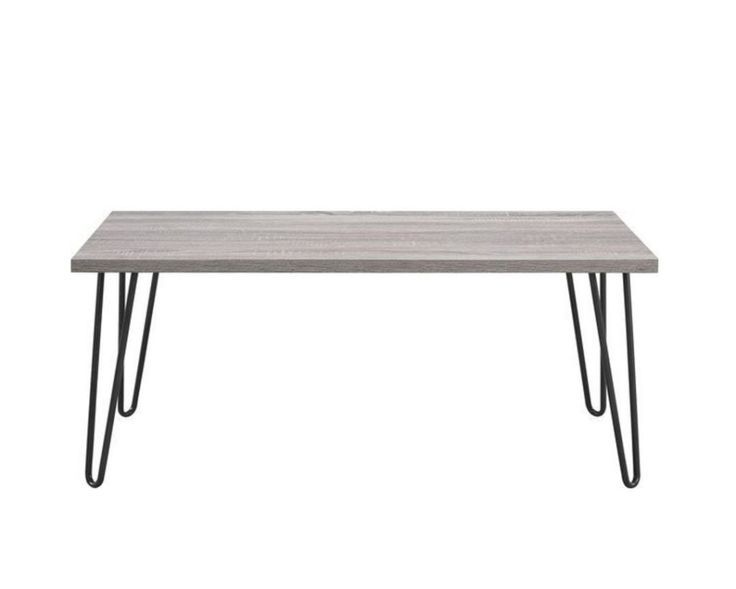 Retro coffee table (for $61!), spotted on Canopy.