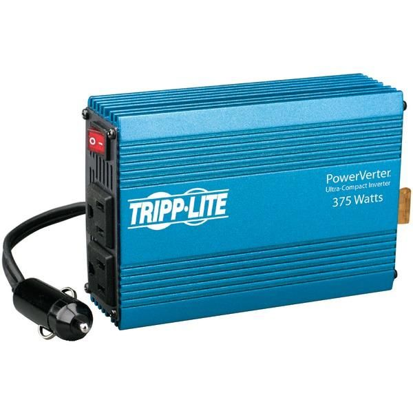 TRIPP LITE PV375 375-Watt-Continuous PowerVerter(R) Ultra-Compact Car Inverter