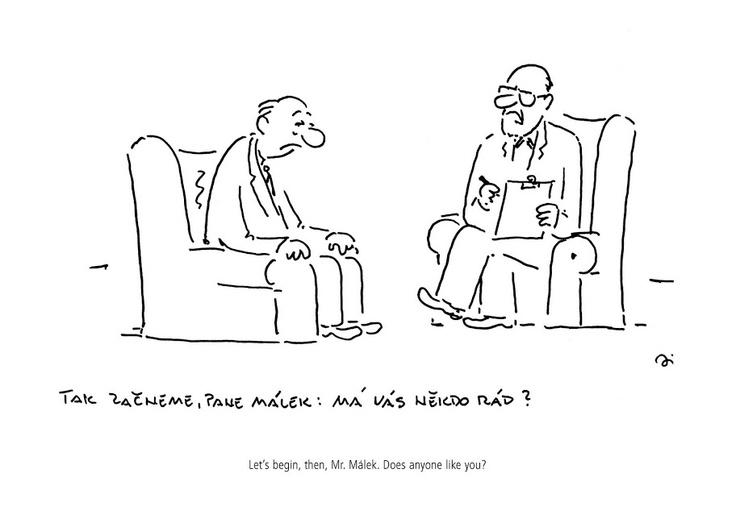 Humor by Vladimír Jiránek