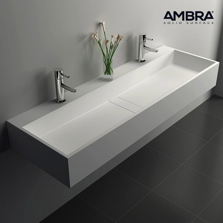 21 best vasques en solid surface ambra images on pinterest basin bathroom and bathroom ideas. Black Bedroom Furniture Sets. Home Design Ideas