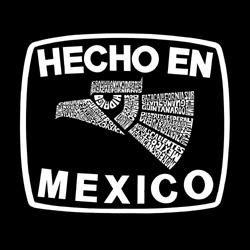 Hecho en Mexico - t-shirt