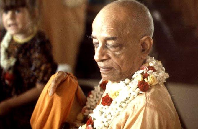 Ghore Bose Cencaiya (AKA Bhaktivedanta Prabhupada)