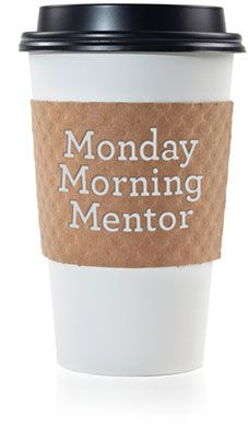 monday morning mentoring lessons ladder