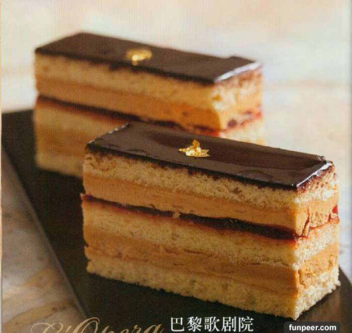 6种华丽但做法简单又美味的蛋糕~ 真的太好吃了! 巴黎歌剧院(法式时尚烘焙) 品尝一口充满巴黎威风的欧培拉,让人想随着音符在香榭大道上曼舞。 层层叠叠堆积的甜蜜口感,仿佛一整天都洋溢着浪漫的 ...
