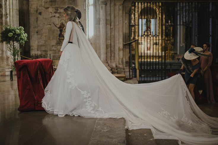 La boda de Bárbara y Vicente (I)