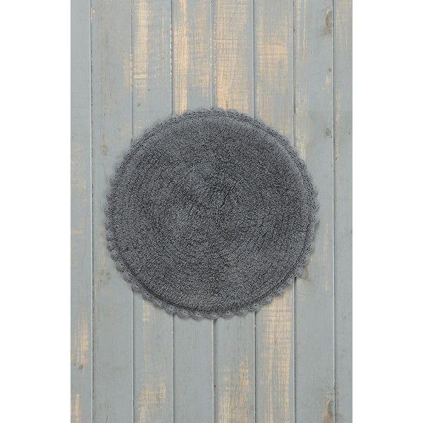 plum u0026 bow crochet trim bath mat 29 liked on polyvore featuring home