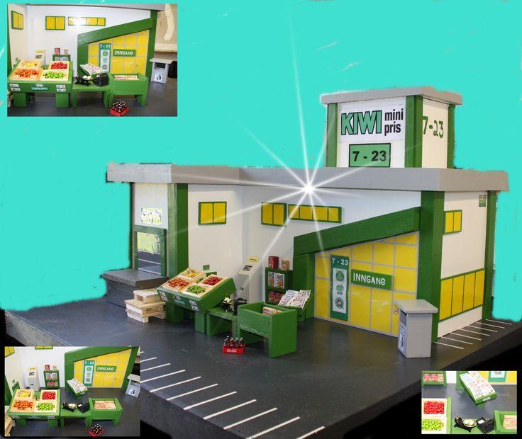 Kiwi grocery store.