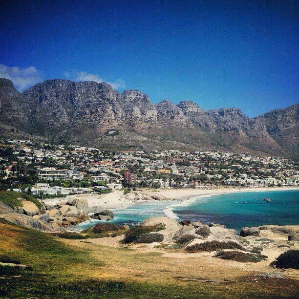 Twelve Apostels Cape Town