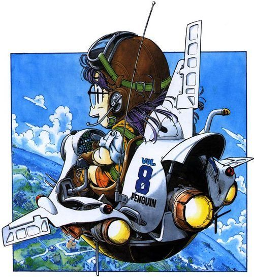 Akira Toriyama (Dr.SLUMP)