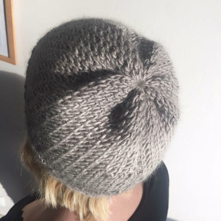 tuto bonnet point de filet