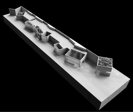 Momentary City by Vector ArchitectsArchie Models, Arches Models, Momentary Cities, Concept Models, Drawing Layouts Models, Hefei 2009, Vector Architects Jpg, Architecture Models, Arches Ideas