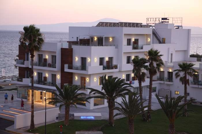 is more than just a place to stay overnight! #Kalamata #Greece #Hotel