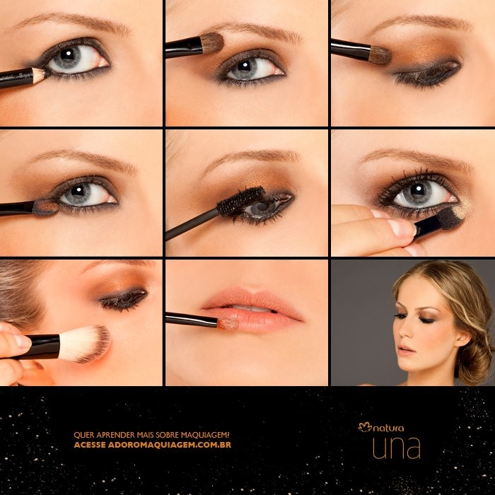 A dica é uma maquiagem clássica, formando um look que pode ser usado por todas as mulheres: http://www.adoromaquiagem.com.br/dicas-maquiagem/novidades-tendencias/maquiagem-classica/16998/ #look #estilo #classico #maquiagem