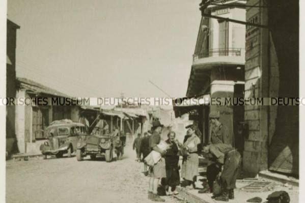 ΧΑΝΙΑ 1941 ΟΔΟΣ ΧΑΤΖΗ ΜΙΧΑΛΗ ΓΙΑΝΝΑΡΗ