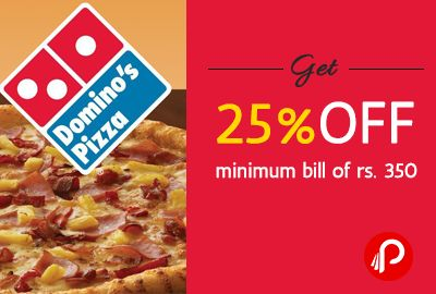 Dominos offers Celebrate Rakhi with our Threads of joy offer. Get 25% off on a minimum bill of Rs. 350. Coupon: RK25 . #paisebachao #Dominos #CelebrateRakhi #RakshaBandhan http://www.paisebachaoindia.com/get-25-of-minimum-bill-of-rs-350-dominos/