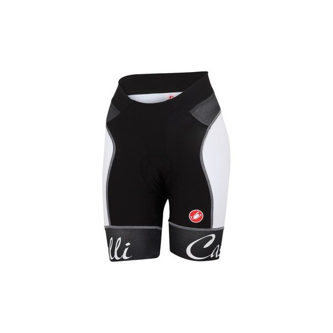 FREE AERO W SHORT | Cuissards et cuissards à bretelles | Bas | Femme | Products | Castelli – An Unfair Advantage