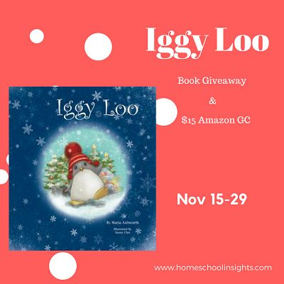 Iggy Loo Book & $15 Amazon GC Giveaway Super Stocking Stuffer Giveaway Hop   Welcome to the Iggy Loo book giveaway! This del...