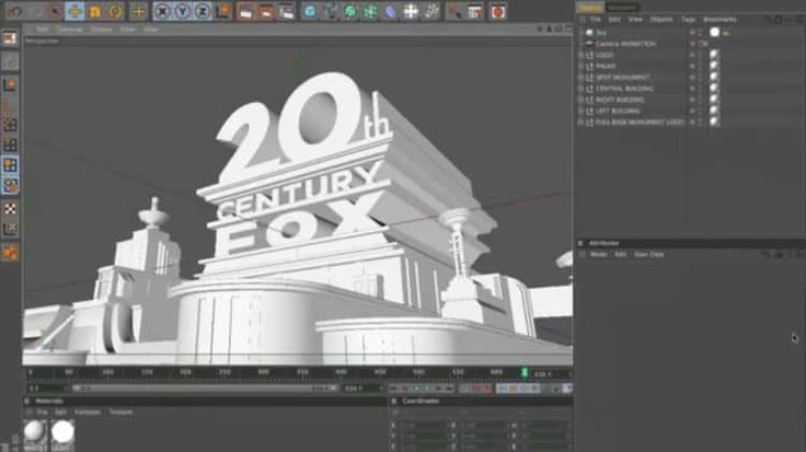 20th Century Fox - day 1 Tutorial