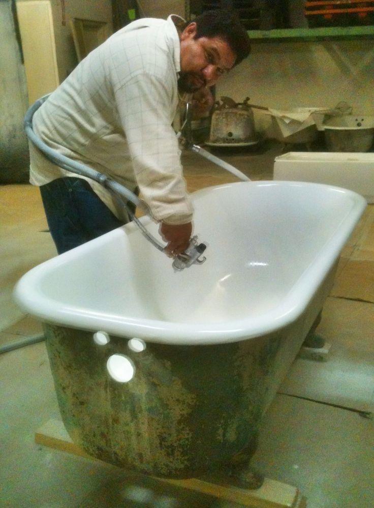 Bathtub Refinishing, Bathroom Fixture, Tile, Caulk, Grout Bathroom  Refinishing Products