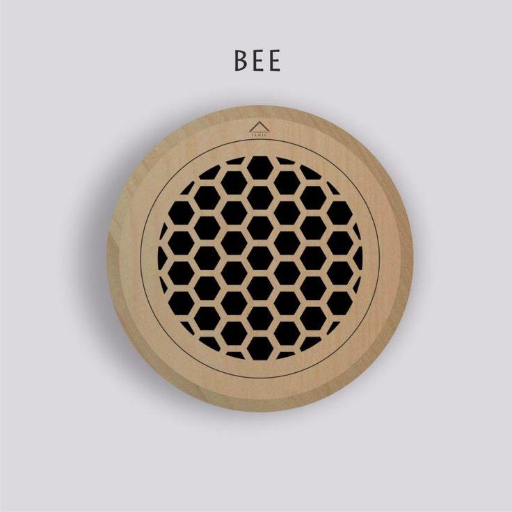 Wooden round air diffusers – decorair