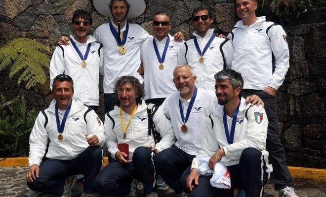 Italia campione del mondo di deltaplano!