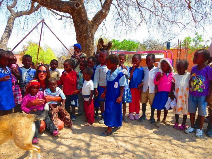 Visiting the Ethandweni Children's Home in the Matobo Hills, Zimbabwe #humanrights #travel #Africa